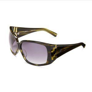 3.1 Phillip Lim SKYLER marbled acetate sunglasses